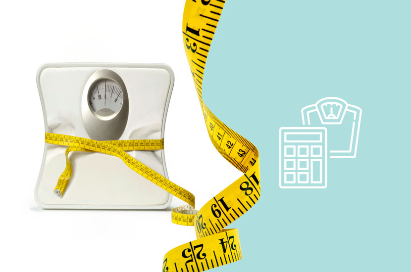 5 and 10 weight loss calculator